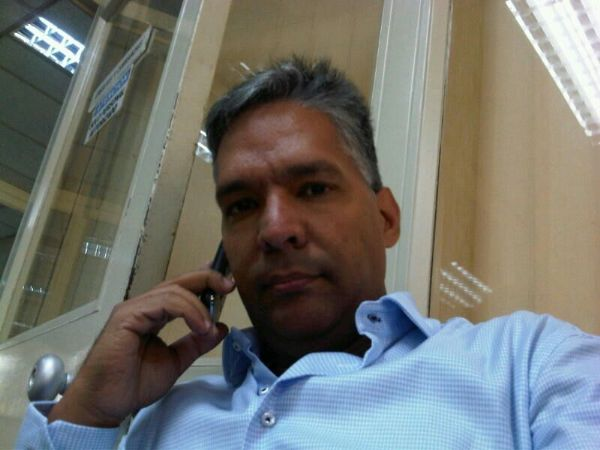 Luis, Hombre de Caracas buscando pareja
