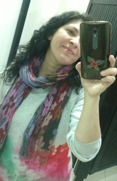 Silvia, Mujer de Córdoba buscando conocer gente