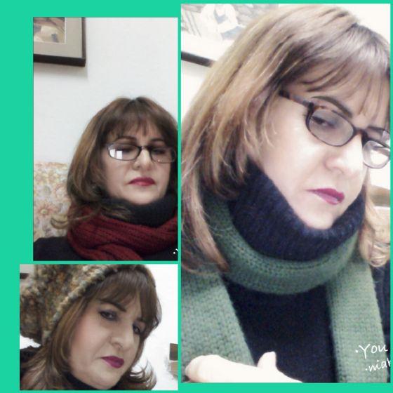 Denise, Mujer de Italcementi
