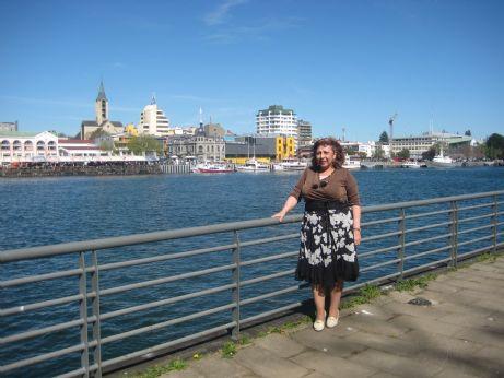 Nora, Mujer de Valdivia buscando amigos