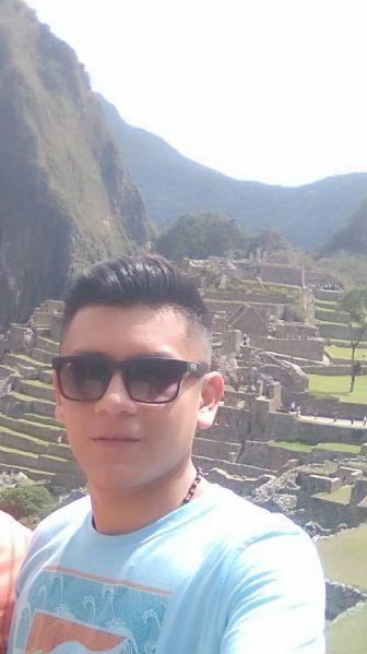 Jose, Chico de Ica buscando conocer gente