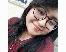 Monica rodas, Chica de Guatemala buscando una cita ciegas