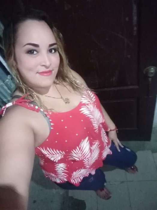 Rubia, Mujer de Panamá buscando conocer gente