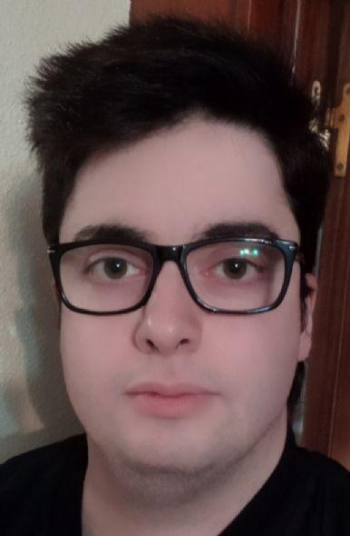 Josemanuel, Chico de Valladolid buscando una cita ciegas