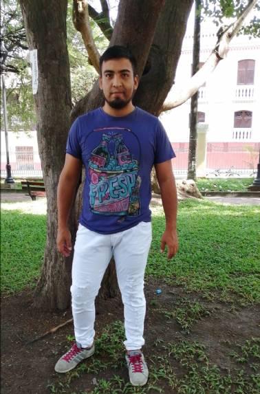 Andres santiago aria, Chico de Popayán buscando amigos