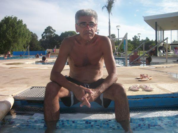 Omar, Hombre de Buenos Aires buscando conocer gente