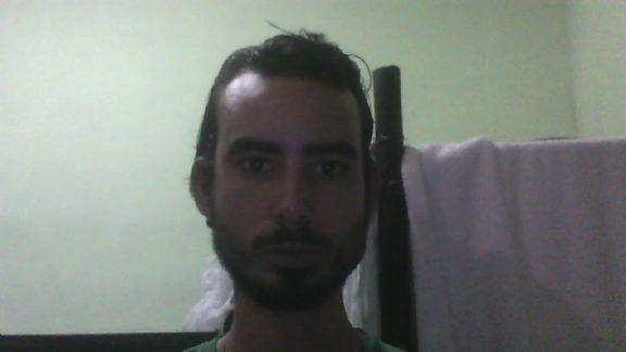 Eduardo gonzalez, Chico de Cruces buscando una cita ciegas