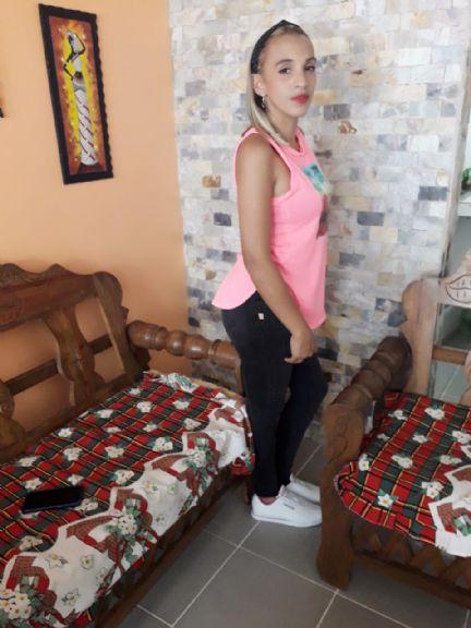 Diana, Mujer de La Guaira buscando conocer gente