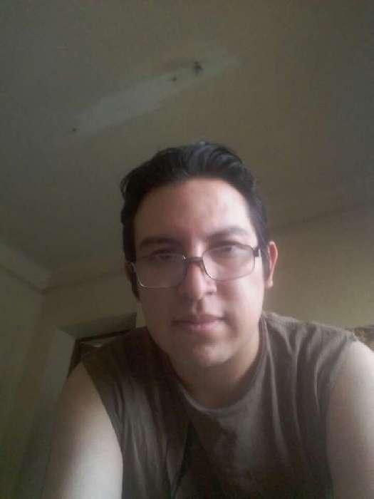 Kevin, Chico de Cochabamba buscando una cita ciegas