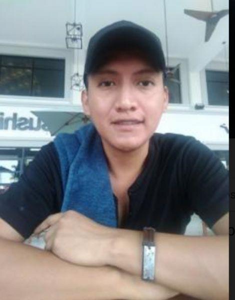 Nibi, Hombre de Panamá buscando conocer gente