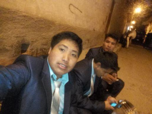 Raul, Chico de San Juan de Lurigancho buscando conocer gente