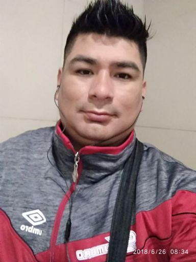 Jhonnatan, Hombre de San Juan de Lurigancho buscando amigos