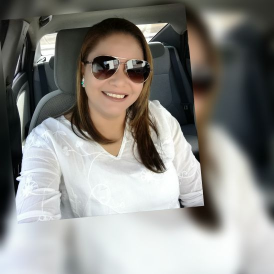 Angie, Mujer de Panamá buscando amigos