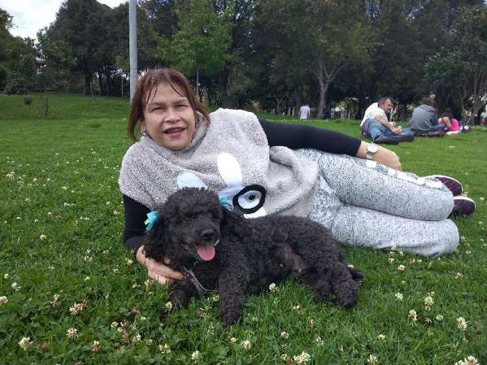 Inés, Mujer de Bogotá buscando pareja