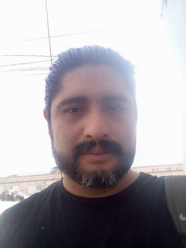 Pancho, Hombre de San Luis Potosí buscando pareja