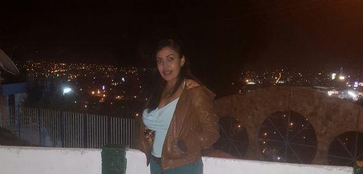 Yubili, Mujer de Huancayo buscando una cita ciegas