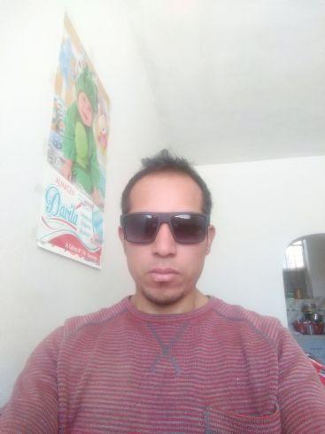 Hector, Hombre de Huancayo buscando una cita ciegas