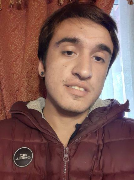 Cristian, Chico de Concepción buscando una cita ciegas