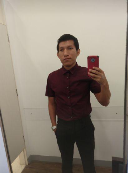Alfredo, Chico de Campeche buscando una cita ciegas