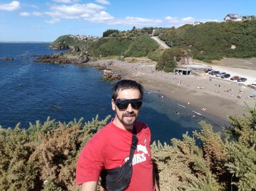 Marcelo, Hombre de Achao buscando conocer gente