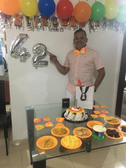 Alexander, Hombre de Barranquilla buscando pareja
