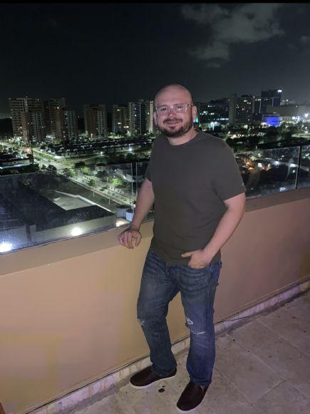 Andres, Hombre de Tijuana buscando conocer gente
