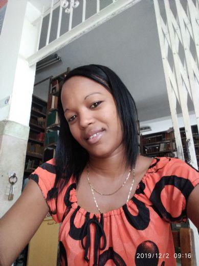 Yailin, Chica de Santiago de Cuba buscando pareja