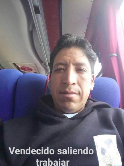 Franklin, Hombre de Quito buscando pareja