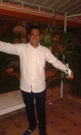 Anderson, Hombre de Bucaramanga buscando pareja