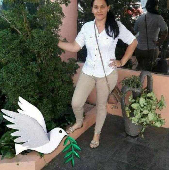 Diana, Mujer de Santa Cruz de la Sierra buscando pareja