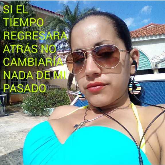 Ayerin, Mujer de La Habana buscando amigos
