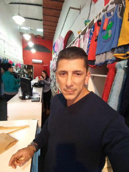 Marcos, Hombre de Rosario buscando pareja