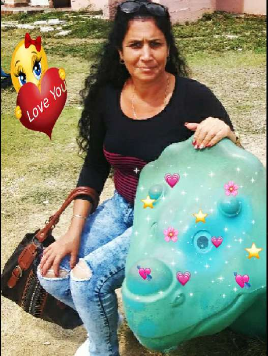Yuder, Mujer de Cienfuegos buscando conocer gente