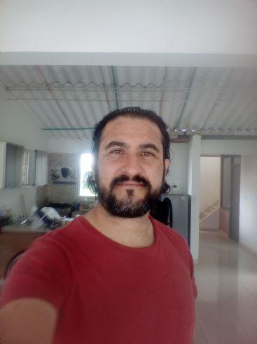 Rodrigo, Hombre de Bogota buscando conocer gente