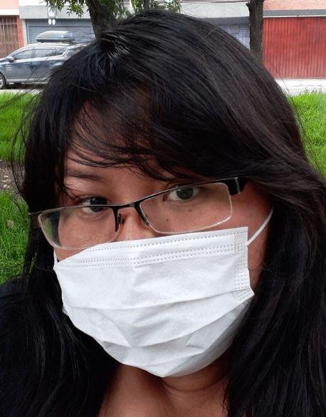 Stefany, Chica de Arequipa buscando una cita ciegas