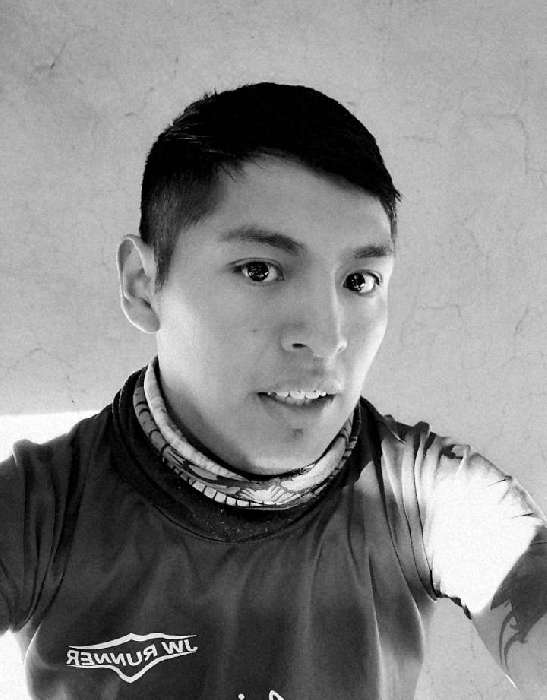 Wilber, Chico de Lima buscando amigos