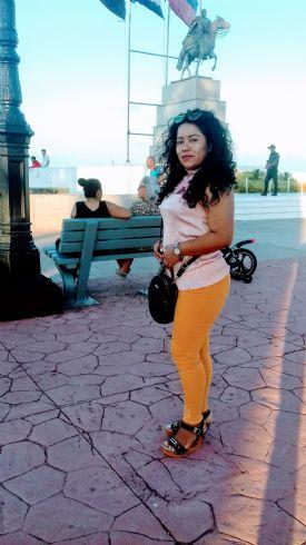 Ana maria, Mujer de Managua buscando pareja
