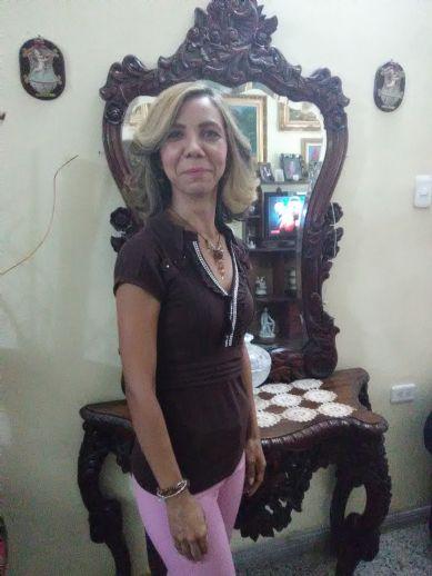 Sarahi a., Mujer de Maracay buscando pareja