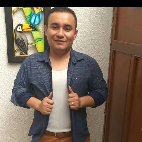 David hernández, Hombre de Bogotá buscando pareja