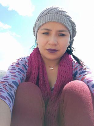 Liz, Mujer de Cuzco buscando amigos