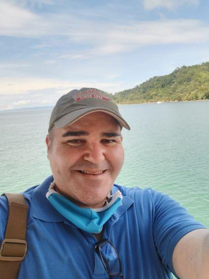 Diego, Hombre de San José buscando conocer gente