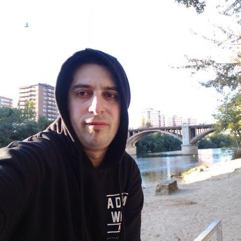Ivancaofernandez, Hombre de Valladolid buscando pareja