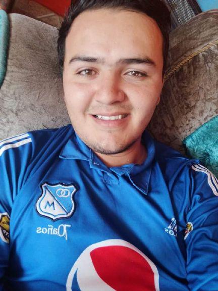 Jachy, Chico de Sogamoso buscando conocer gente