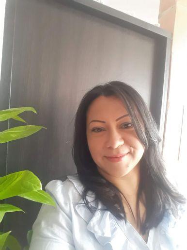 Keren, Mujer de Bogotá buscando conocer gente