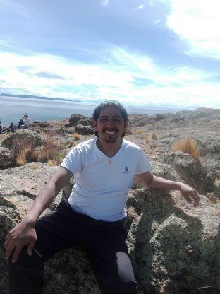 Ariel, Hombre de La Paz buscando conocer gente