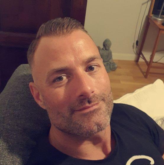 Andres, Hombre de Stockholm buscando pareja