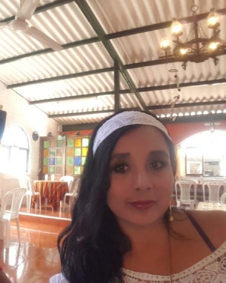 Marãa, Mujer de Lima buscando conocer gente