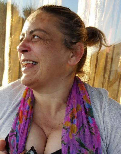 Auri, Mujer de Oleiros buscando una cita ciegas