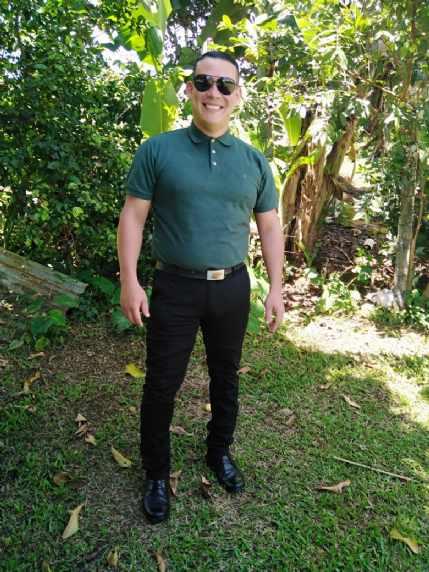 David , Hombre de Guápiles buscando una cita ciegas