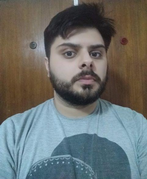 Federico, Chico de Buenos Aires buscando conocer gente